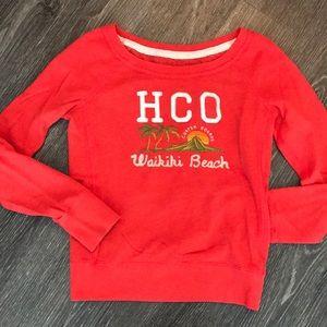 Hollister Pullover Sweatshirt